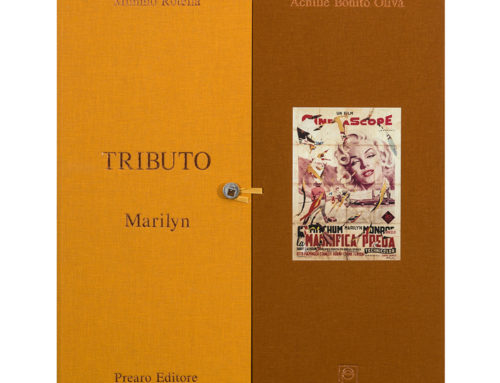 "Mimmo Rotella ""Tributo: Marilyn Monroe"""
