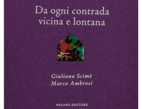 "Marco Ambrosi""Da ogni contrada vicina e lontana"""