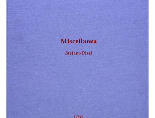 """Stefano Pizzi """"Miscellanea"""""""