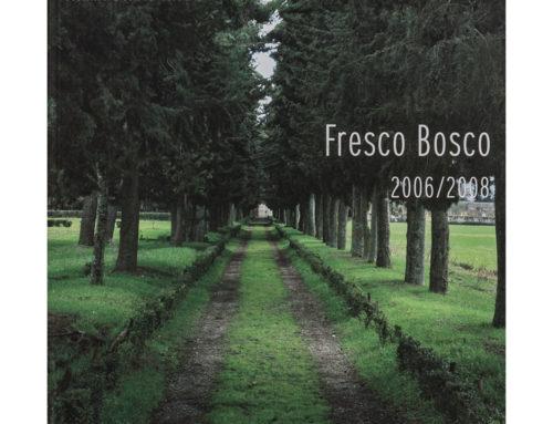 Achille Bonito OlivaFresco Bosco