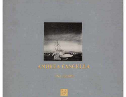 "Andrea Cascella ""Un'estate """