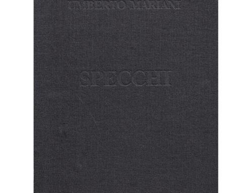 """Umberto Mariani """"Specchi"""""""