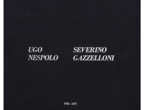 Ugo Nespolo Severino Gazzelloni