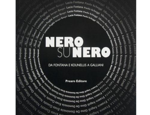 NERO SU NERODa Fontana e Kounellis a Galliani