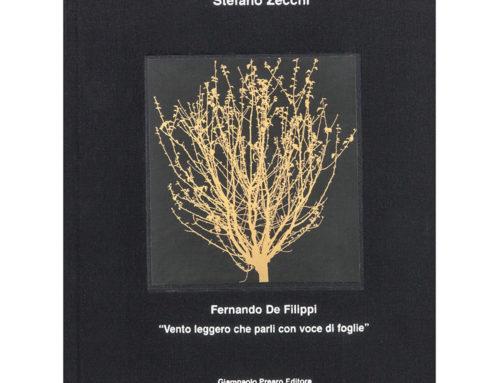 Fernando De Filippi Vento leggero che parli con voce di foglie