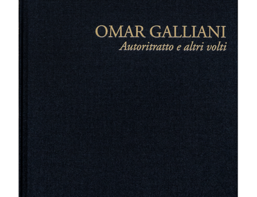 Omar Galliani  Autoritratto […]