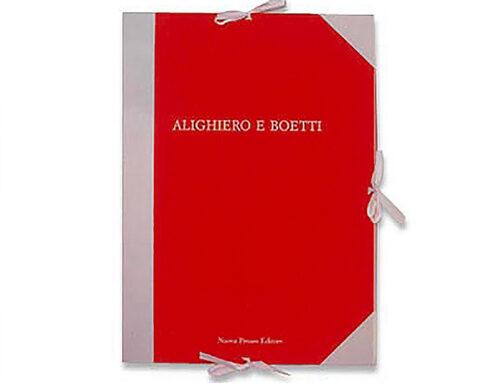 Alighiero Boetti – I Vedenti